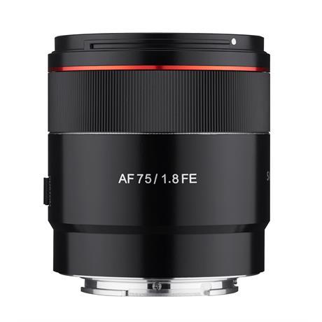 Samyang 75mm F1.8 AF FE - Sony E thumbnail