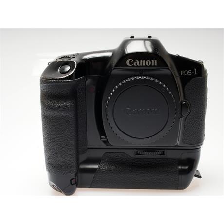 Canon EOS 1 + E1 Booster thumbnail
