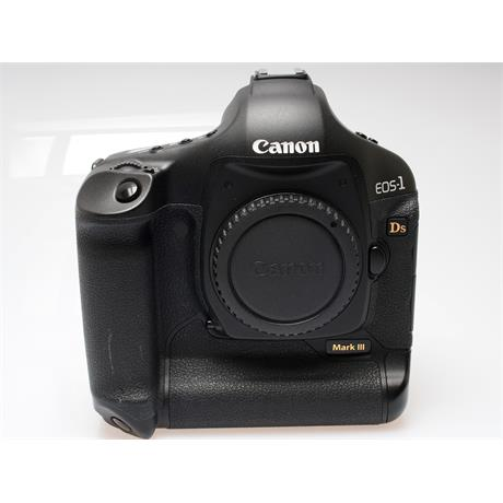 Canon EOS 1DS III Body Only thumbnail
