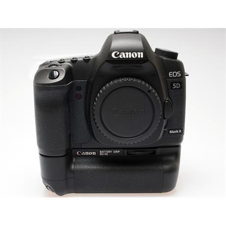 Canon EOS 5D II + BG-E6 thumbnail