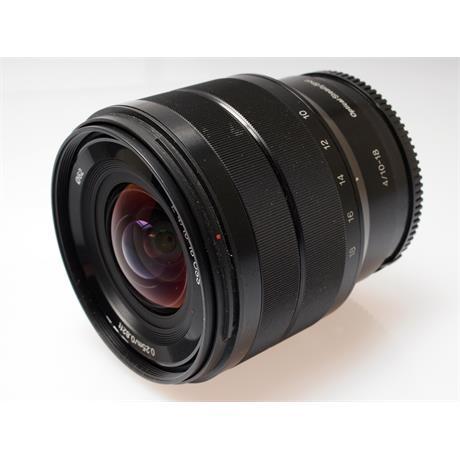 Sony 10-18mm F4 E OSS thumbnail