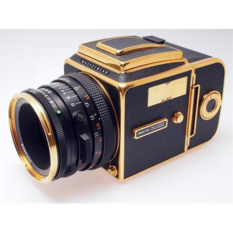 Hasselblad 500CM Gold Edition thumbnail