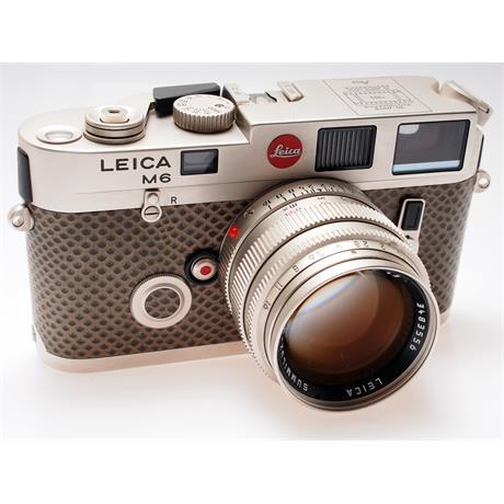 Leica M6 Platinum + 50mm F1.4 thumbnail