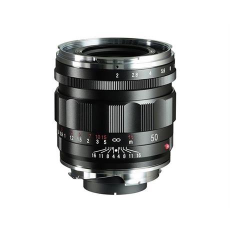 Voigtlander 50mm F2 VM Asph Apo-Lanthar thumbnail
