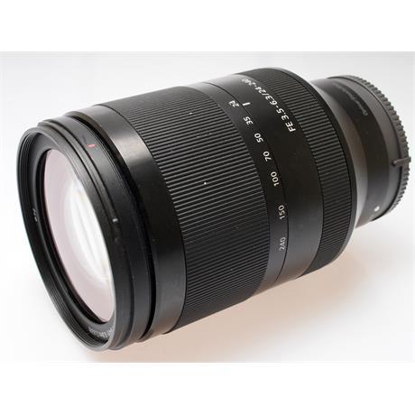 Sony 24-240mm F3.5-6.3 OSS FE thumbnail