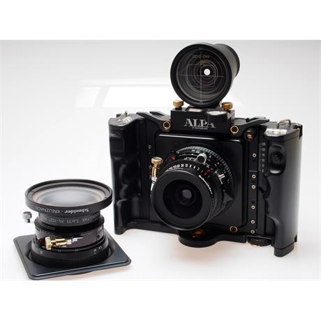 Alpa 12SWA + 35mm F5.6 XL + 47mm F5.6 XL + Ac thumbnail
