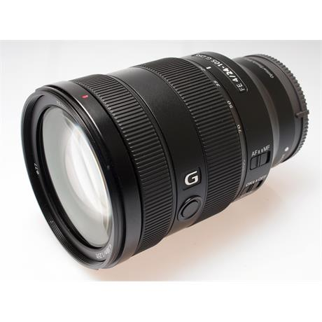 Sony 24-105mm F4 G OSS FE thumbnail