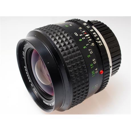 Minolta 24mm F2.8 MC thumbnail