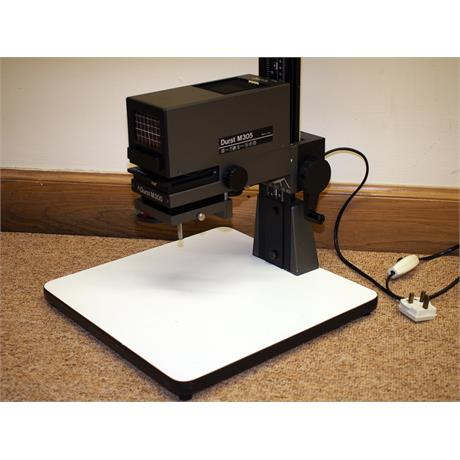 Durst M305 B+W Enlarger + 50mm f2.8 EL Nikkor thumbnail
