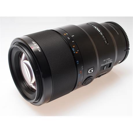 Sony 90mm F2.8 Macro G OSS FE thumbnail