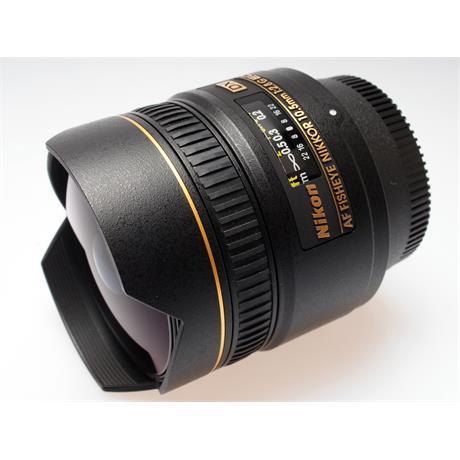 Nikon 10.5mm F2.8 G AF ED DX Fisheye thumbnail