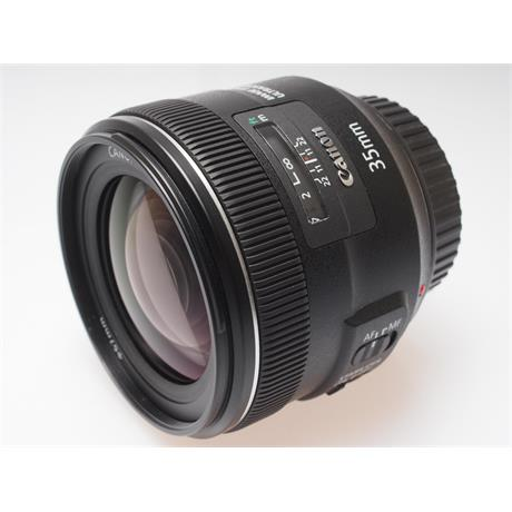 Canon 35mm F2 IS USM thumbnail