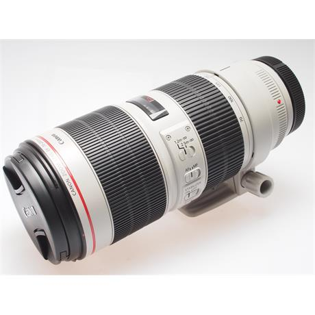 Canon 70-200mm F2.8 L IS USM III thumbnail
