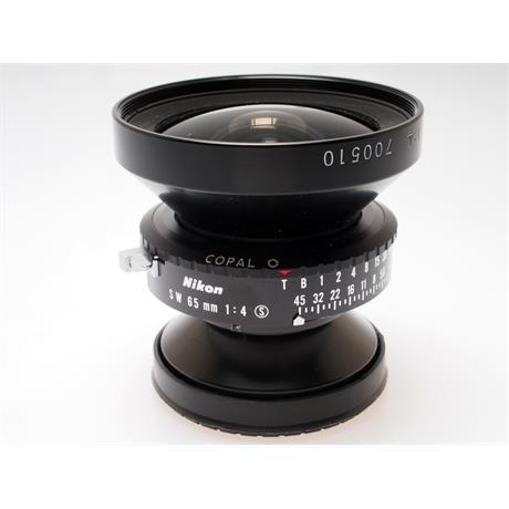 Nikon 65mm F4 SW thumbnail