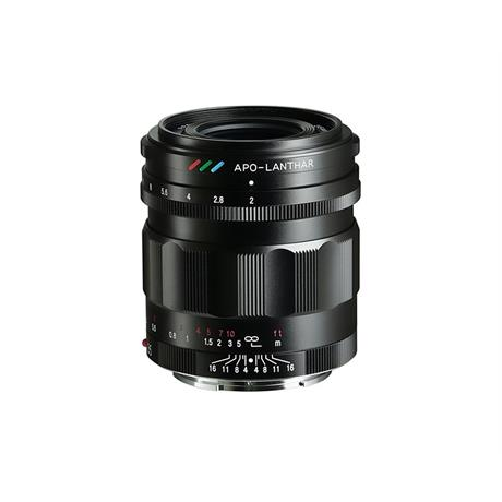 Voigtlander 35mm F2 Apo Lanthar Asph - Sony E thumbnail