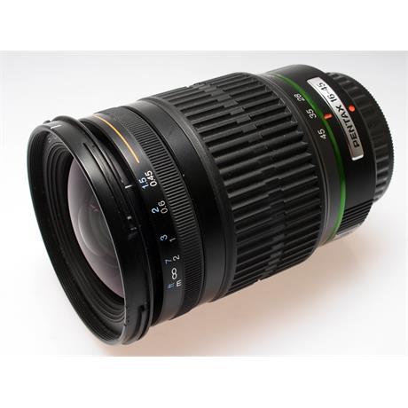 Pentax 16-45mm F4 DA ED AL thumbnail