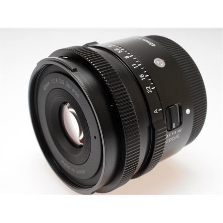 Sigma 45mm F2.8 DG DN Contemporary - Sony E thumbnail