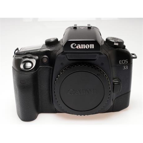 Canon EOS 33 Body Only thumbnail