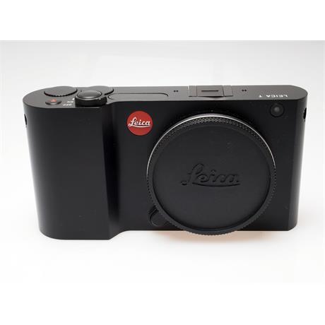 Leica T Black Body Only (Typ701) thumbnail