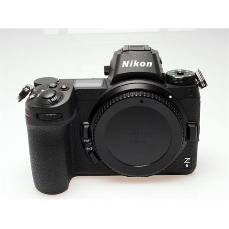 Nikon Z6 Body Only thumbnail