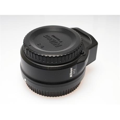Nikon FTZ Mount Adapter thumbnail