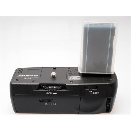 Olympus HLD-5 Battery Grip thumbnail