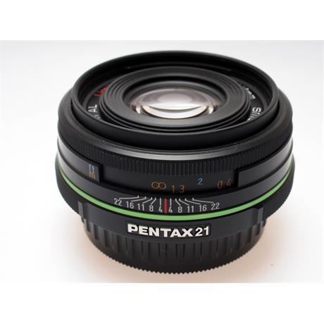 Pentax 21mm F3.2 DA AL LE thumbnail