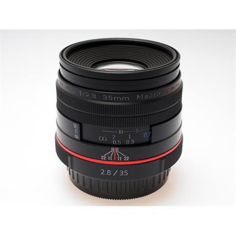 Pentax 35mm F2.8 DA Macro HD thumbnail