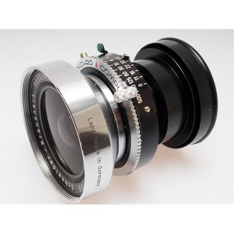 Schneider 65mm F8 Super Angulon thumbnail