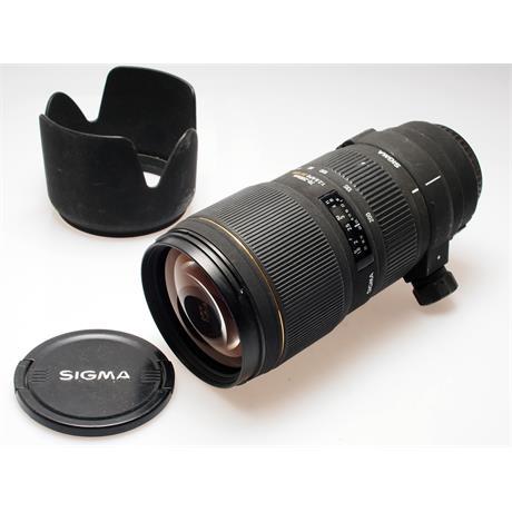 Sigma 70-200mm F2.8 Apo EX DG HSM - Canon EOS thumbnail