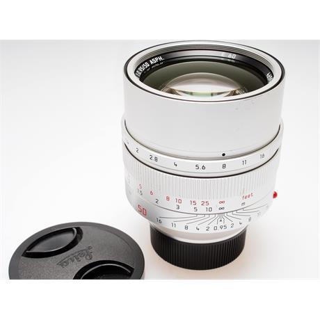 Leica 50mm F0.95 Asph M Chrome thumbnail