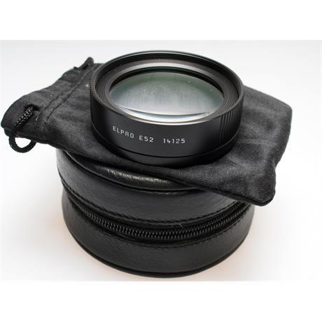 Leica Elpro 52 Close Focus Lens thumbnail