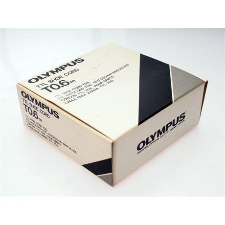 Olympus TTL Shoe Cord T0.6m thumbnail