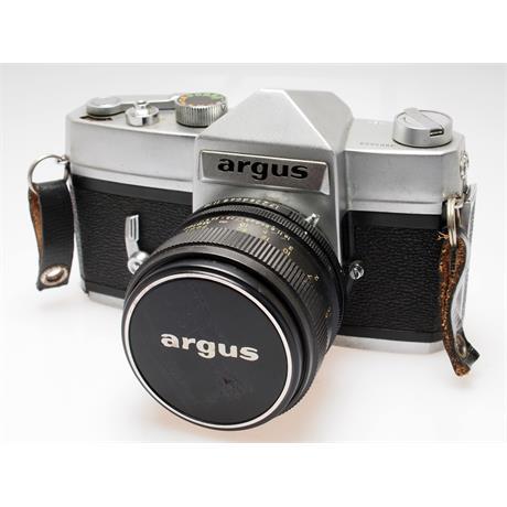 Agorfa 35mm SLR + 58mm f1.7 thumbnail
