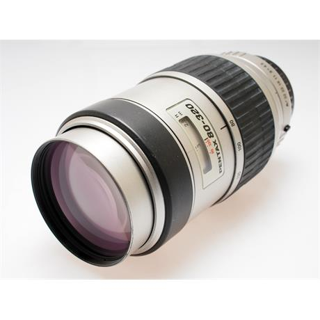 Pentax 80-320mm F4.5-5.6 SMC FA thumbnail