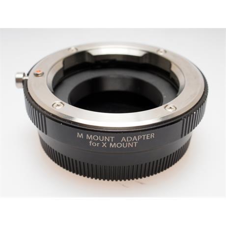 Fujifilm M Mount Adapter thumbnail