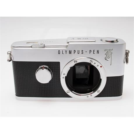 Olympus Pen-F Chrome Body Only thumbnail