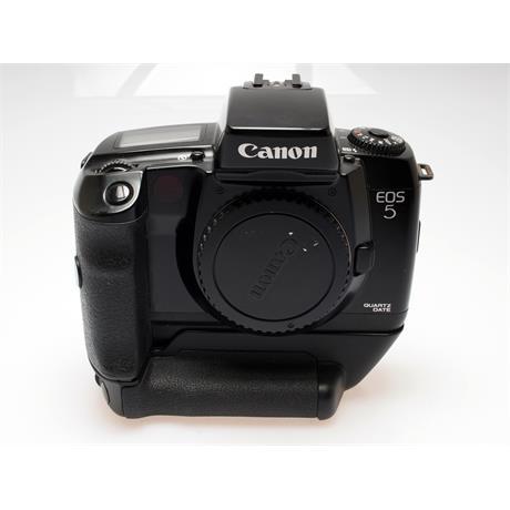 Canon EOS 5 + VG10 Grip thumbnail
