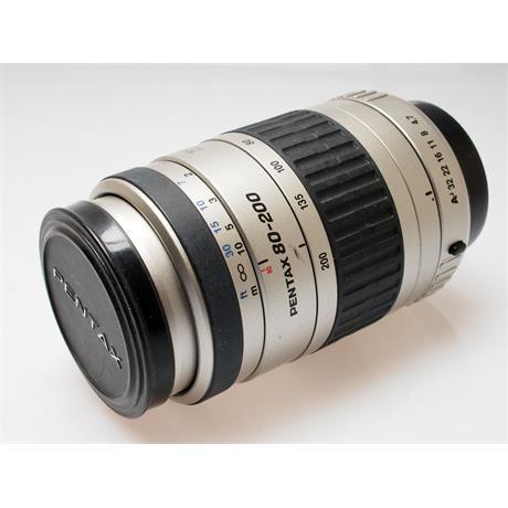 Pentax 80-200mm F4.7-5.6 SMC F thumbnail