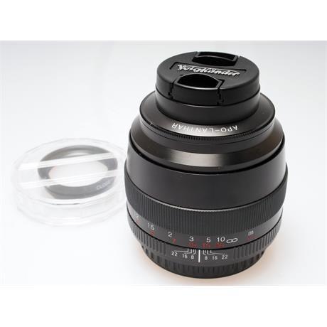 Voigtlander 90mm F3.5 SL Apo Lanthar - Canon EOS thumbnail