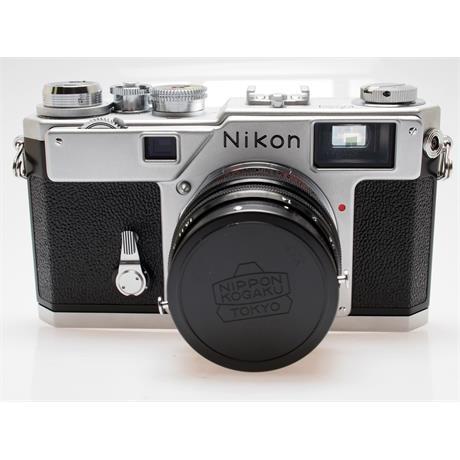 Nikon S3 Millennium + 50mm F1.4 thumbnail