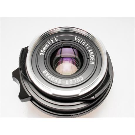 Voigtlander 35mm F2.5 VM Skopar thumbnail