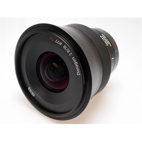 Zeiss 18mm F2.8 Batis Distagon T* - Sony E thumbnail