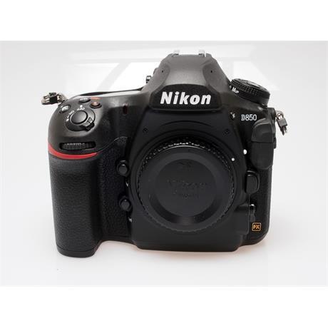 Nikon D850 Body Only thumbnail