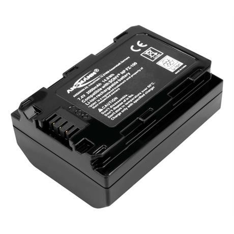 Ansmann NP-FZ100 Battery - fits Sony thumbnail
