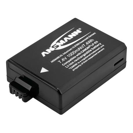 Ansmann LP-E5 Battery - fits Canon thumbnail