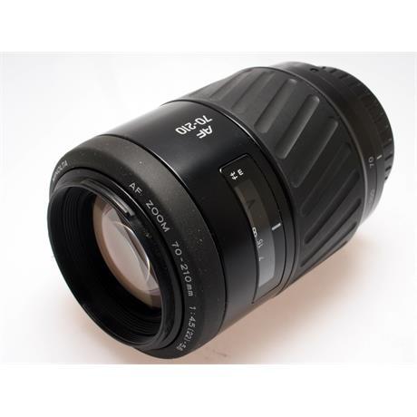 Minolta 70-210mm F4 AF thumbnail