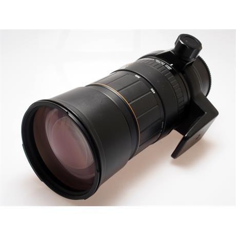 Sigma 135-400mm F4.5-5.6 Apo - Sony AF thumbnail