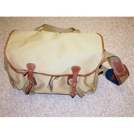 Billingham 555 Khaki / Tan thumbnail