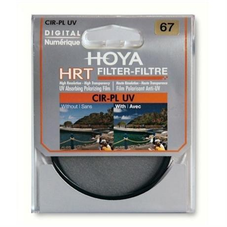 Hoya 58mm Circular Polariser + UV HRT thumbnail